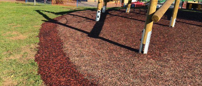 Jungle Muclh playground surface
