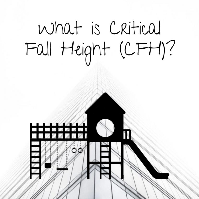 what is critical fall height cfh