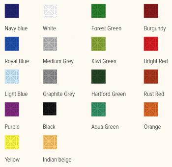 flexcourt colour options
