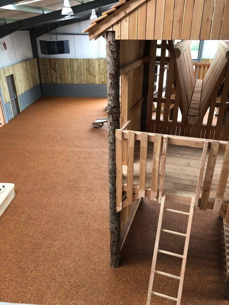 indoor play area surfacing