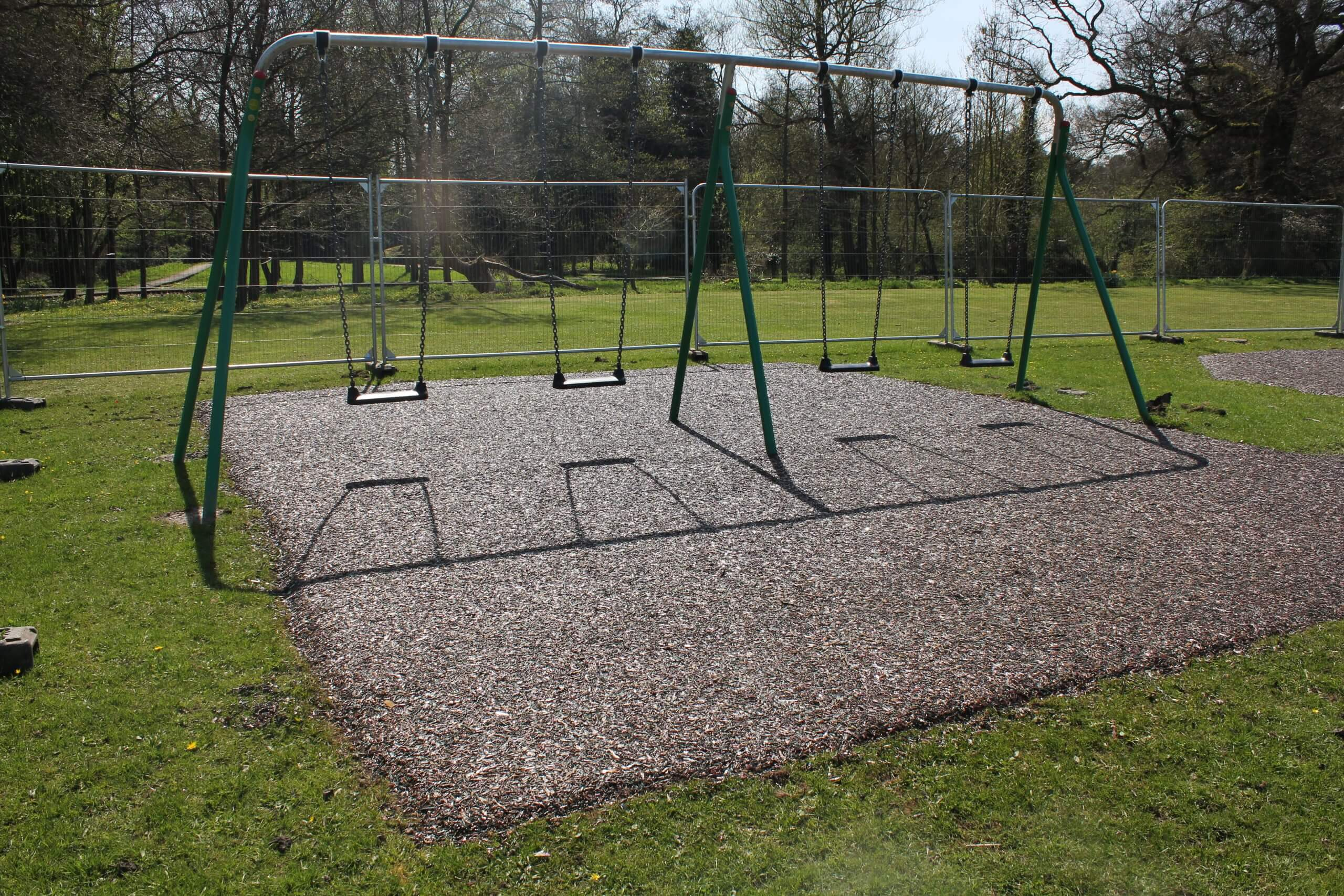 safe flooring playground