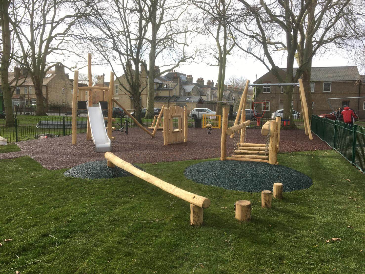 childrens playground surfacing