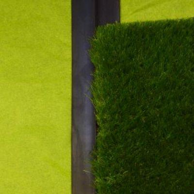artificial grass edging strip